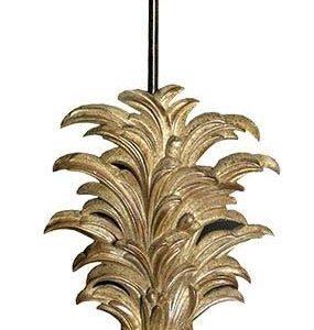 Gold Herbier Lamp