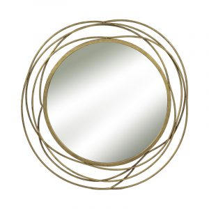 Gold Sling Mirror