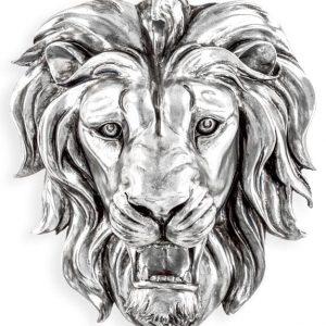 Silver Roaring Lion - Source Interiors