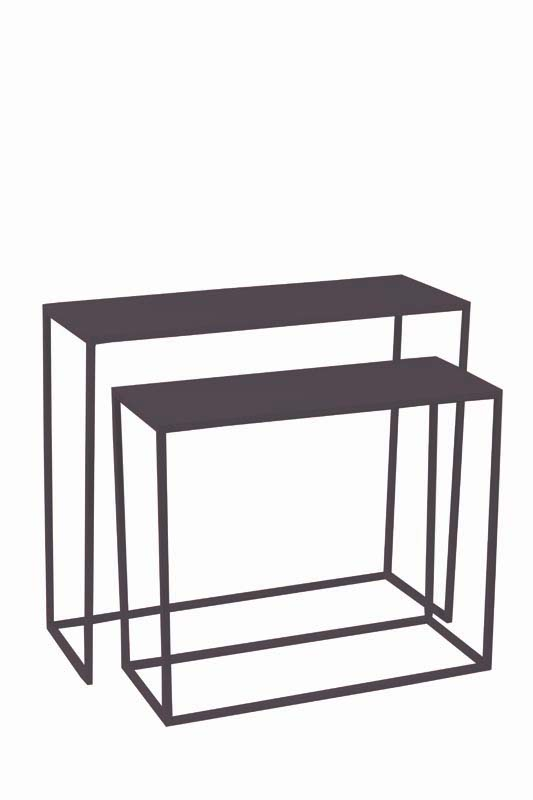 Black Nesting Tables - €249.00