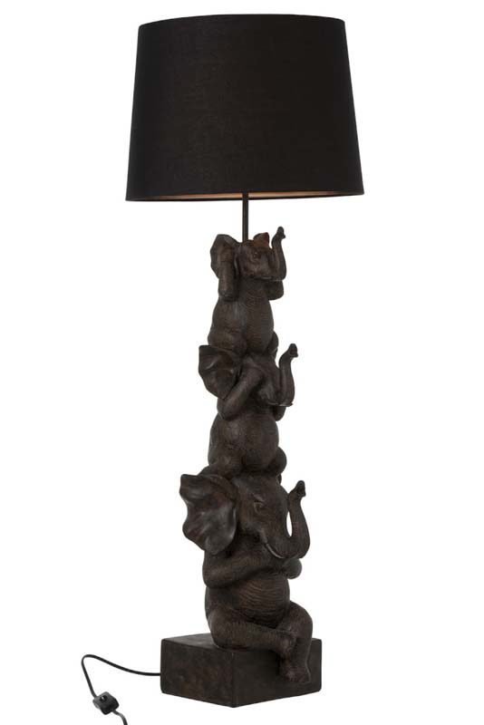 Elephants Lamp - €225.00
