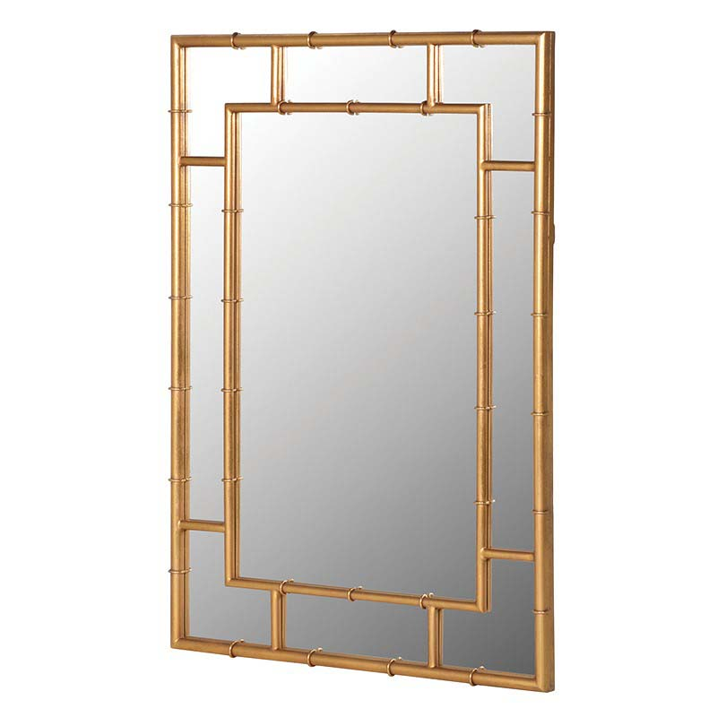 Gold Bamboo Mirror €279.00