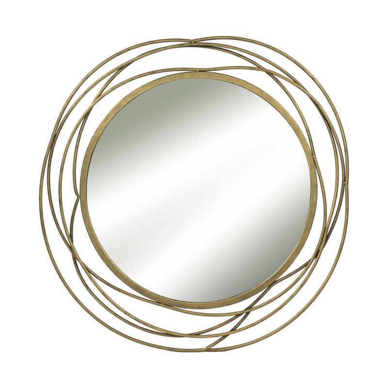 Gold Sling Mirror - €129.00