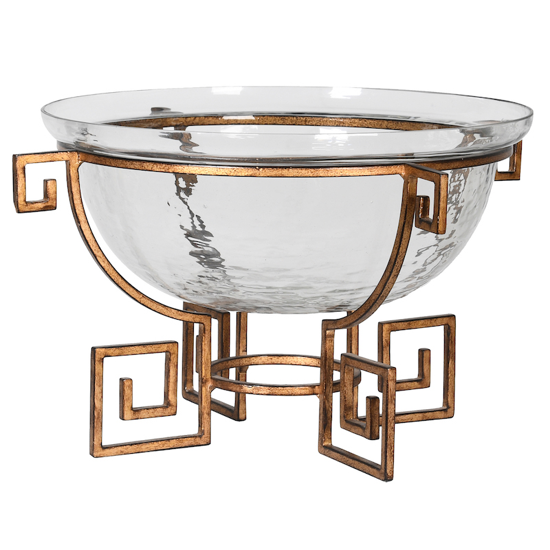 Greek Key Bowl €199.00