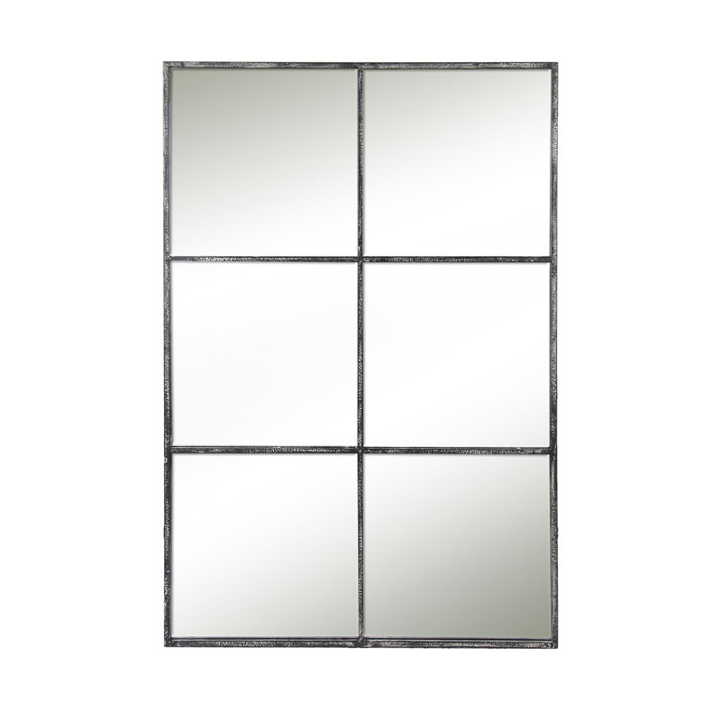 Iron 6 Piece Mirror - €275.00