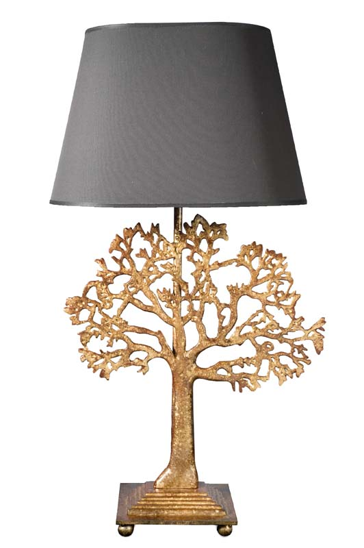 Large Gold Arbre Lamp €649.00