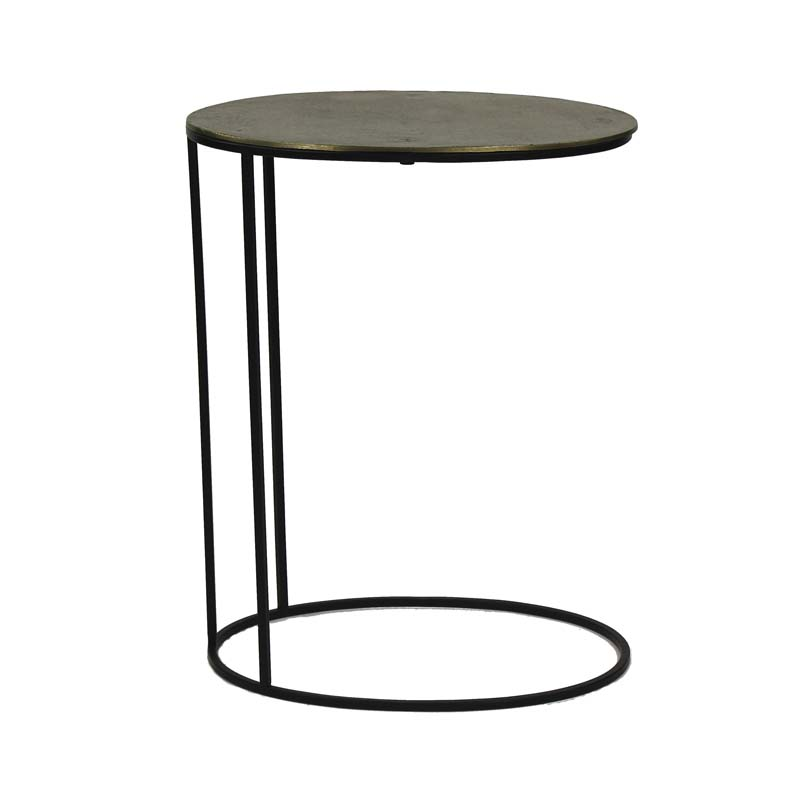 Paso Brass Side Table - €229.00