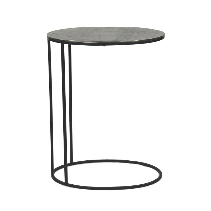 Paso Silver Side Table - €229.00
