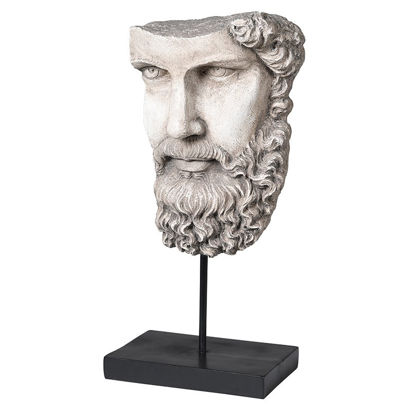 Portrait Head on Stand €59.00