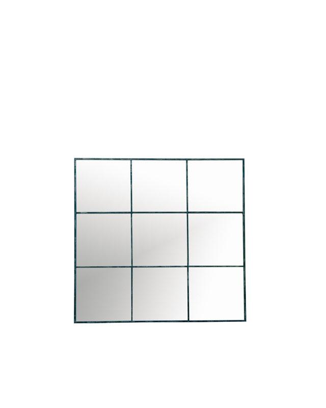 Silver 9 Pc Mirror - €375.00