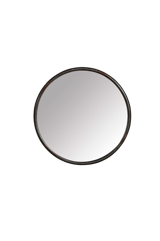 Small Black Boudoir Mirror - €29.00