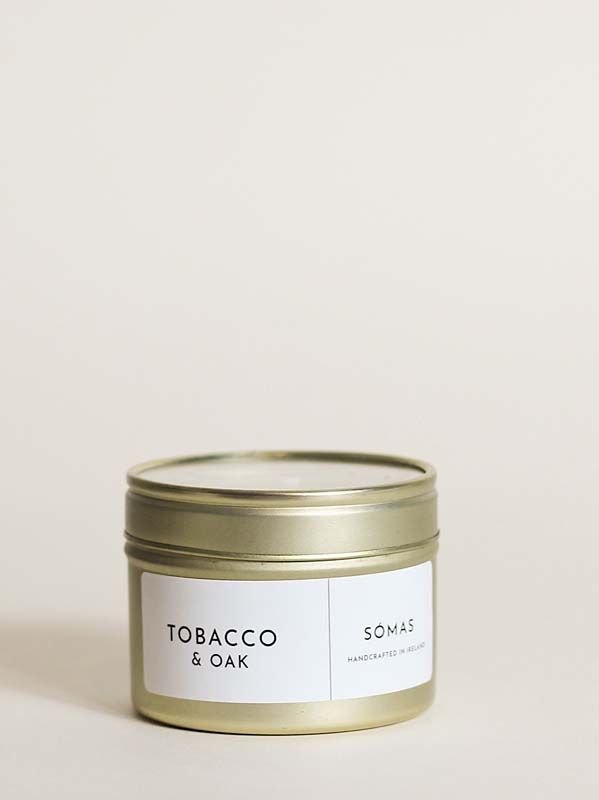 Tobacco & Oak €12.90