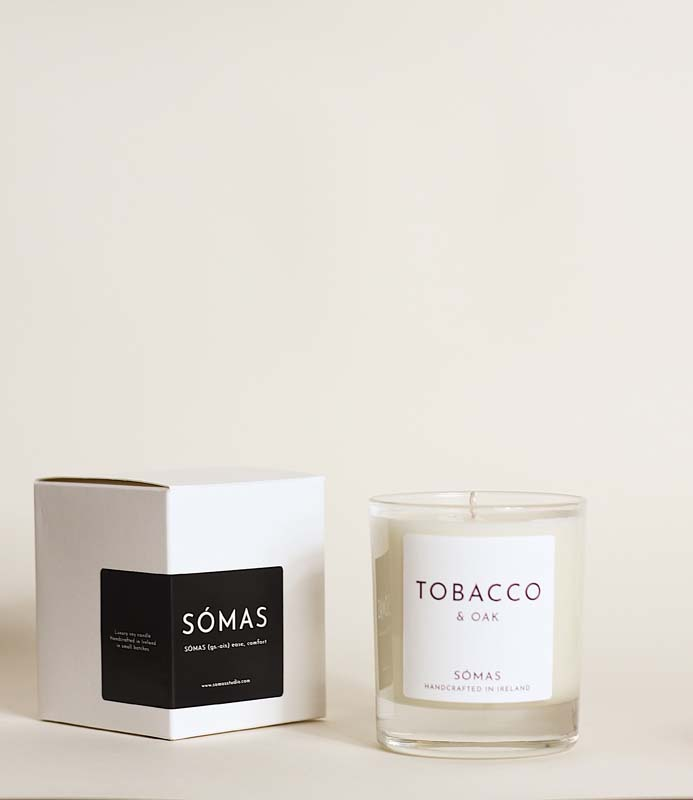 Tobacco & Oak €24.90