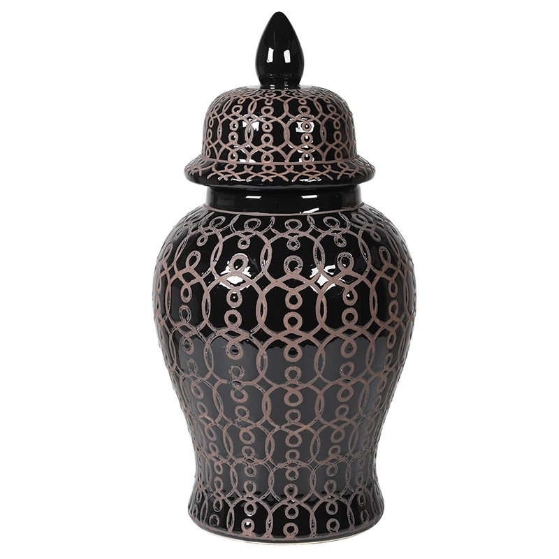 Black Ginger Jar - €99.00