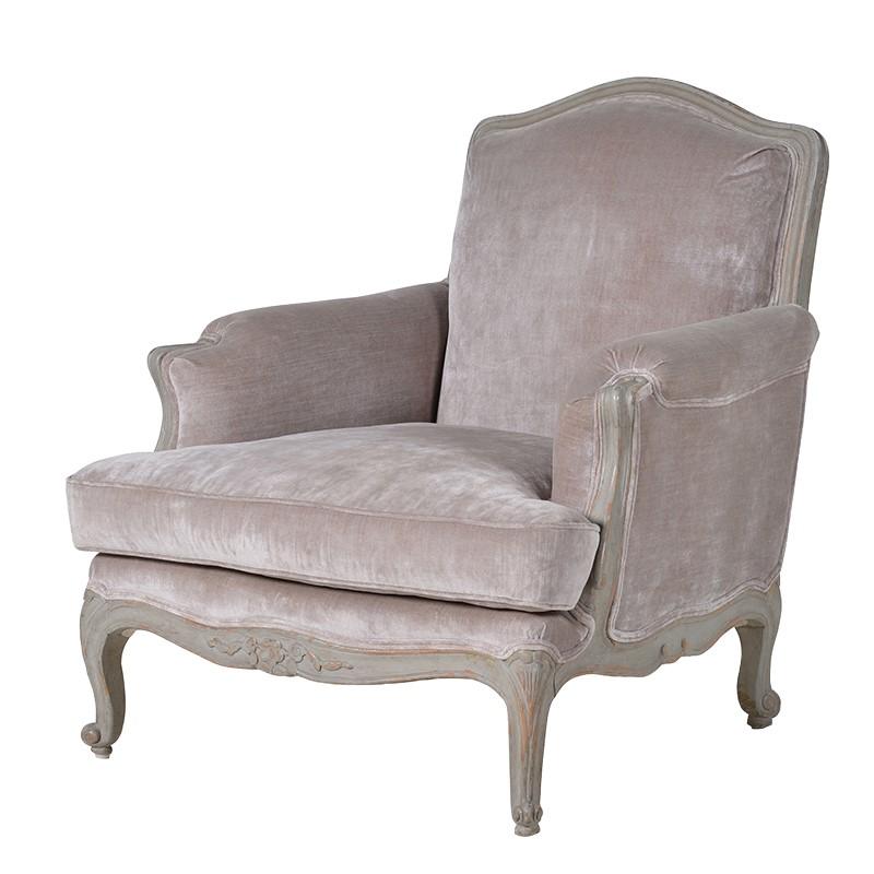 Velvet Armchair - €2299.00