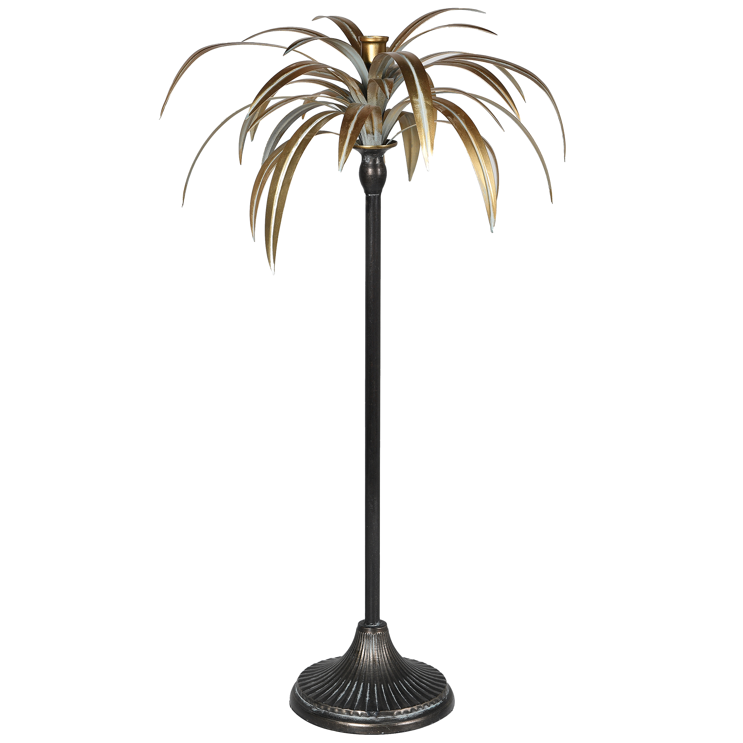 Large Palm candle holder - €89.00